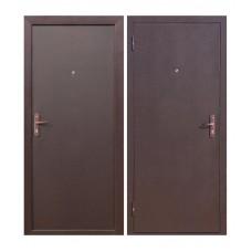 "дверь желез. ""Стройгост 5-1"" мет/мет 880*2060 левая"