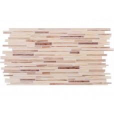 Панель ПВХ 0,4 декоративный Брус Дуб