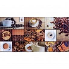 Панель ПВХ 0,3 мозайка Кофейня