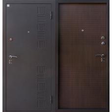 "дверь желез. ""Сапфир2"",шелк/венге (левая 880)Г2114"
