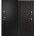 Дверь МЕДЕЯ-311 (Аруба венге 161 прав Сатин черный 880*2050 R)