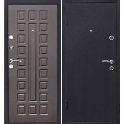 Дверь мет. Йошкар Венге (860L) (Фурнитура внутри)